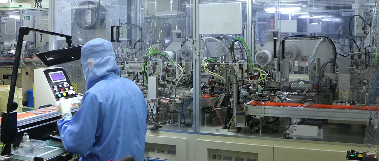 生産設備イメージ